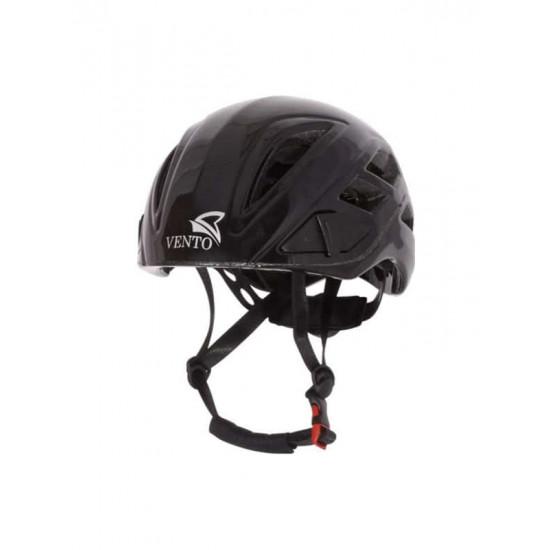 Каска альпинистская «Pulsar» Vento, цвет черный (CE, UIAA)